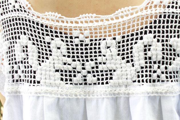 クロシェ編み動物