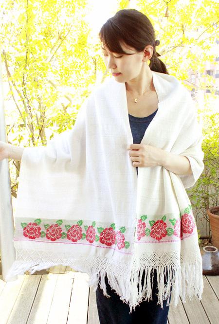 メキシコ手織り